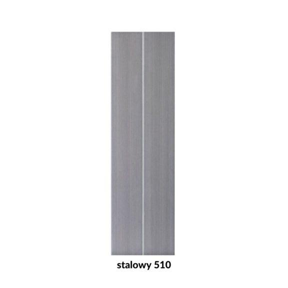 stalowy 510