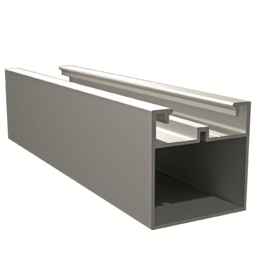 Profil montażowy aluminiowy 50 x 50 x 6000