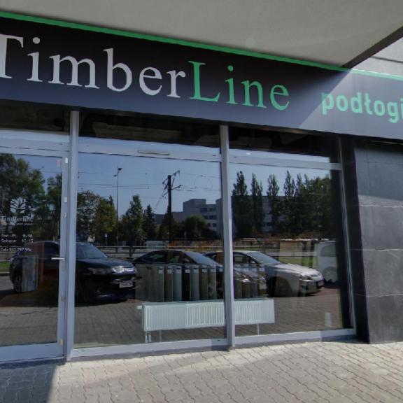 Salon Timberline przy Grochowskiej 44