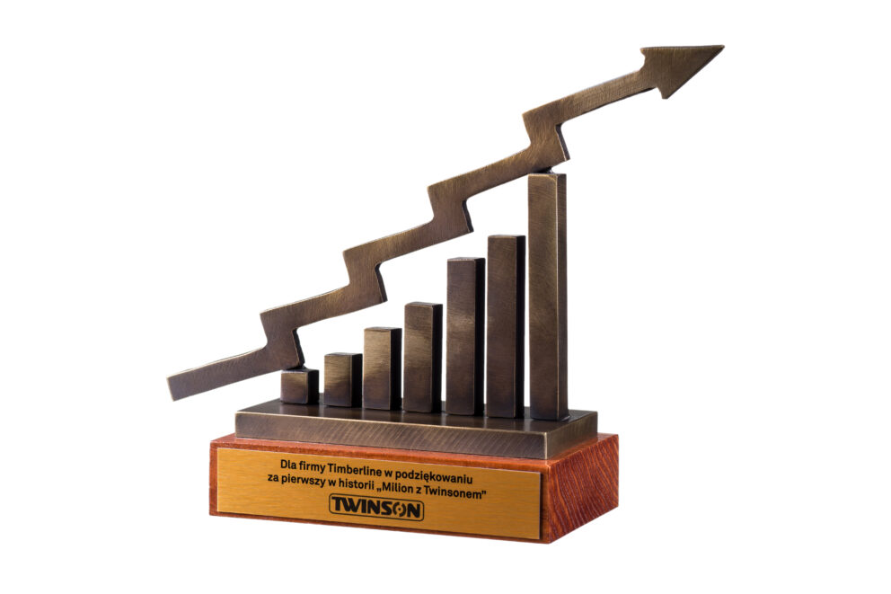 Nagroda od Twinson dla Timberline