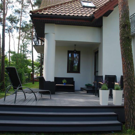 Taras kompozytowy Twinson Essential Terrace w Sulejówku kolor 510 (1)